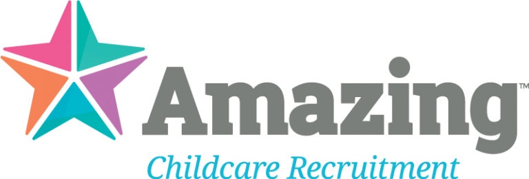 Amazing Childcare Recruitment Logo
